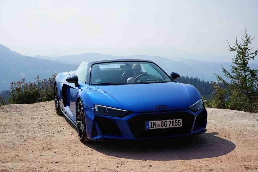 Was kann der Audi R8 V10 RWD (2020)? Autobahn vs. Blackforest