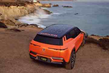 Magna assistiert im SUV Fisker Ocean