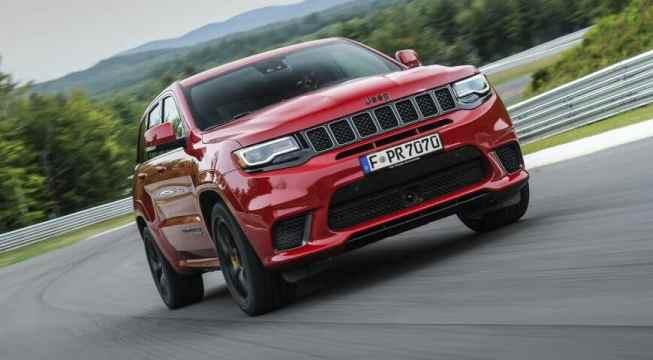 Livestream: Weltpremiere des neuen Jeep Grand Cherokee heute