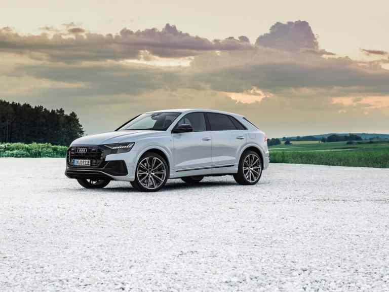 Audi Q8 60 TFSI