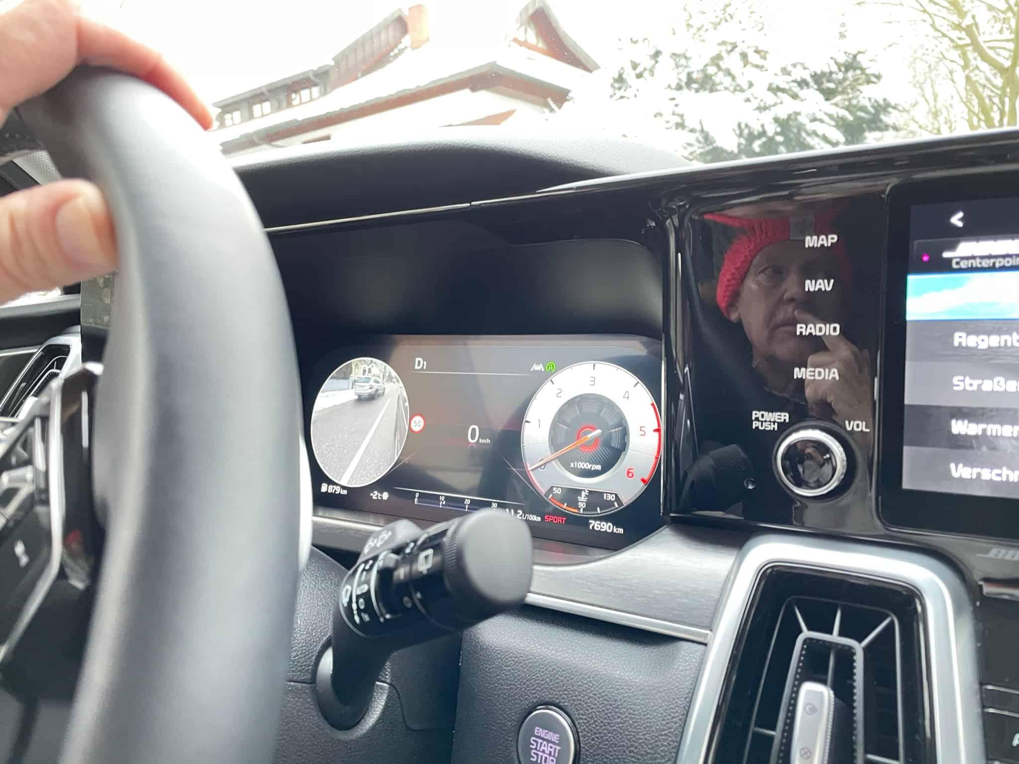 Kia Sorento Spirit mit Allrad- und Diesel-Antrieb (2021)
