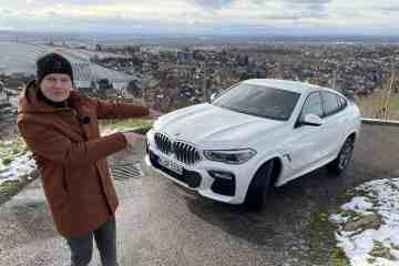 BMW X6 Diesel 3.0 Mild-Hybrid (2021)