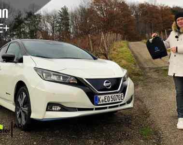 Nissan Leaf e+ TEKNA (2021) - Kompaktes E-Auto für Kurz- und Mittelstrecken - Test I Fahrbericht