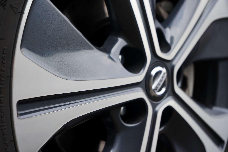 ELEKTROAUTO Laden: Nissan Leaf e+ Tekna - Das meistverkaufte E-Auto? Elektro-Check I 217 PS (62 kWh), Felge