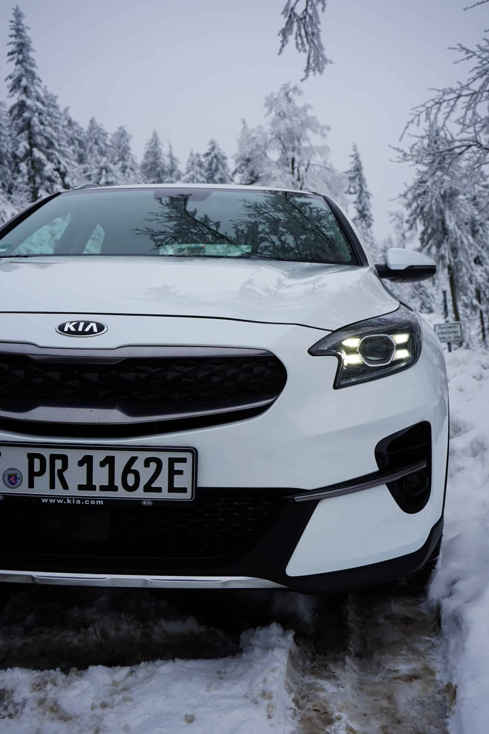 Kia XCeed Plug-in-Hybrid (2021) - Das schönste Crossover Coupé? - Test I Review I POV