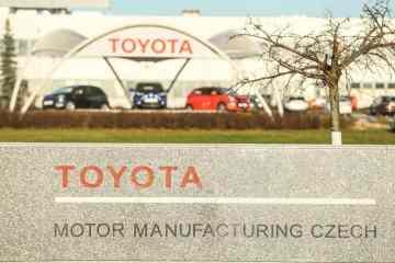 Das Werk Kolin aus dem Joint Venture zwischen Toyota und PSA wird in Toyota Motor Manufacturing Czech Republic umbenannt.