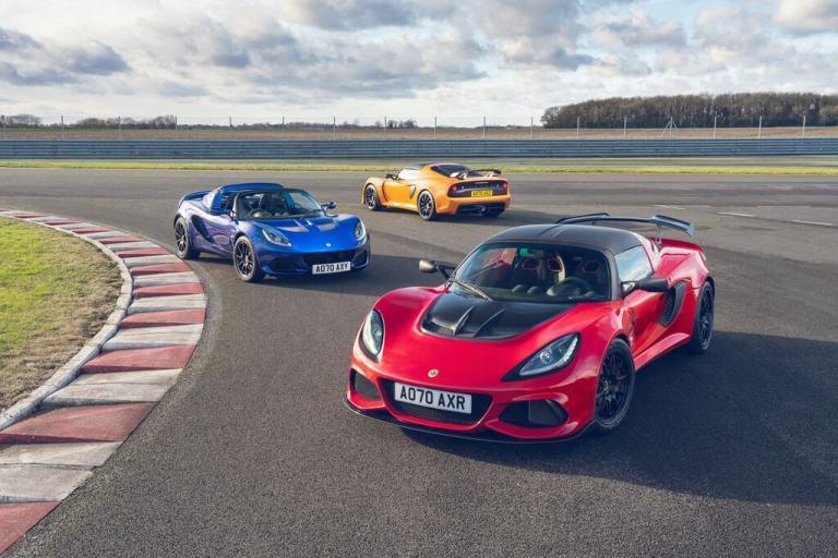 Lotus Elise und Exige Final Edition.