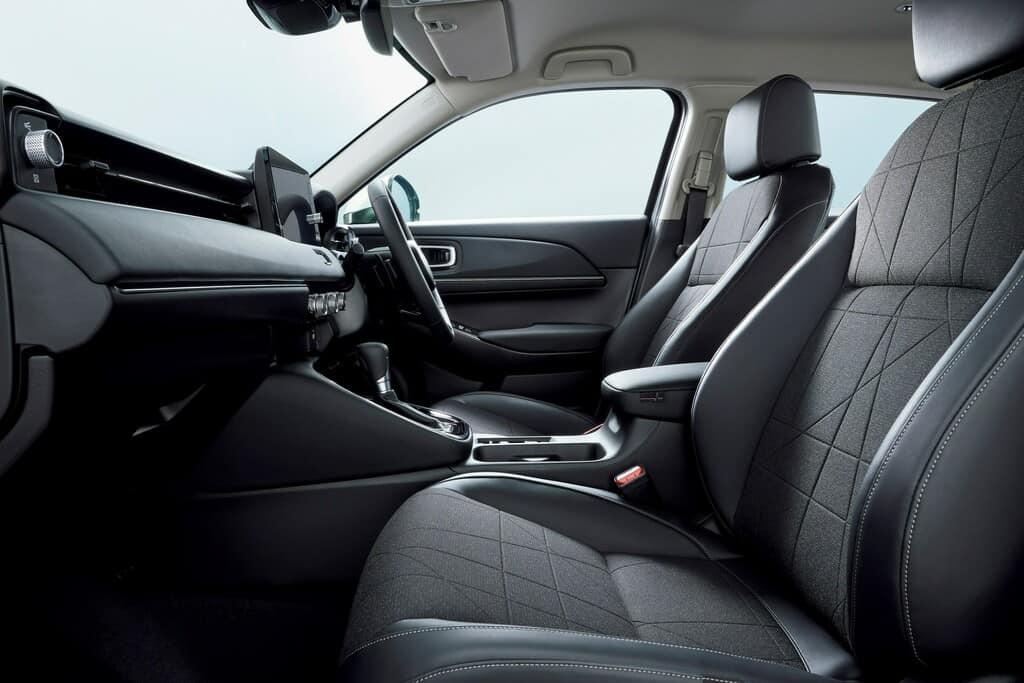 Honda HR-V, Cockpit
