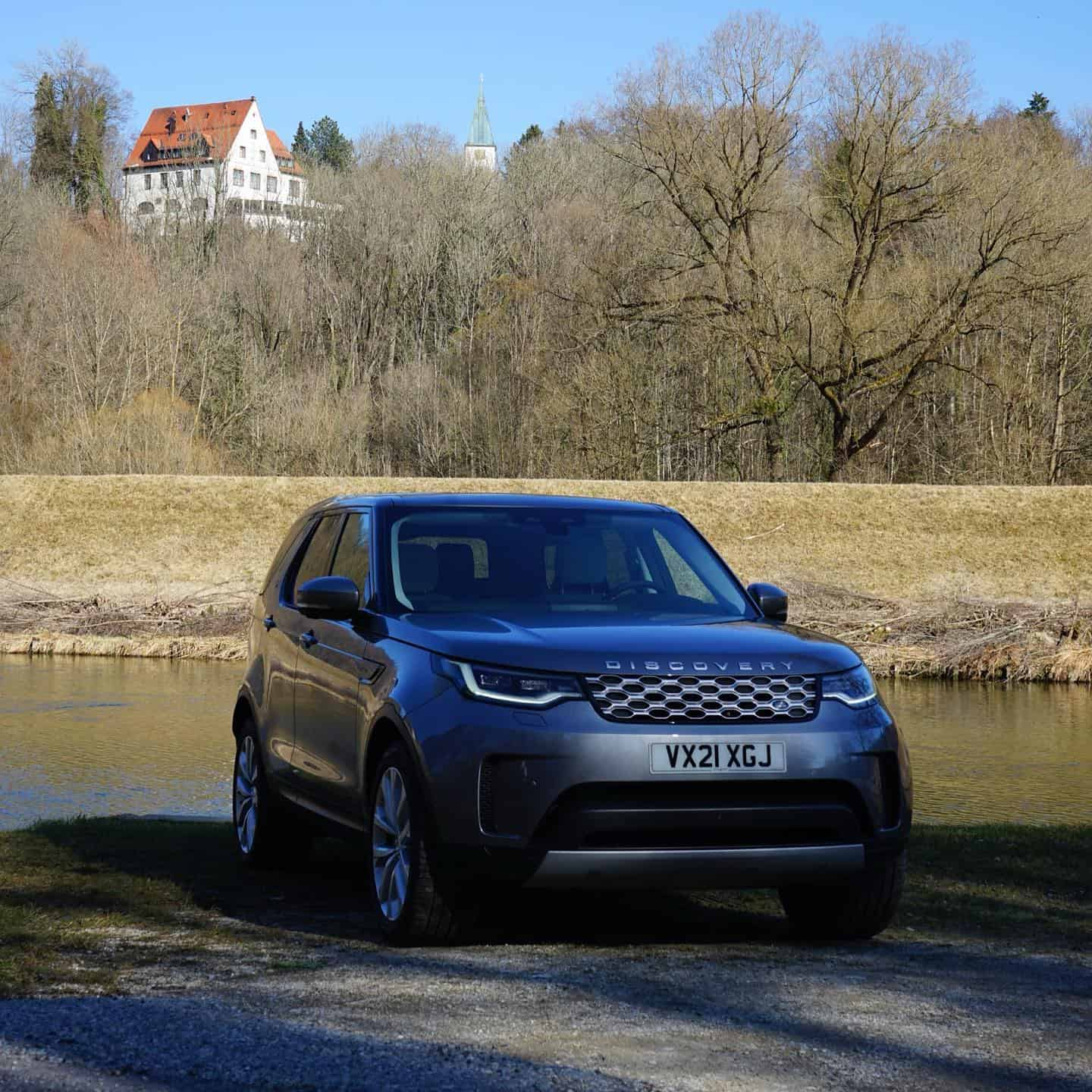 (2021) Land Rover Discovery D300 SE Mildhybrid
