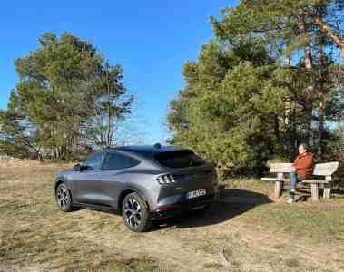Ford Mustang Mach-E (2021) - Game-Changer für den Elektro-Automarkt?