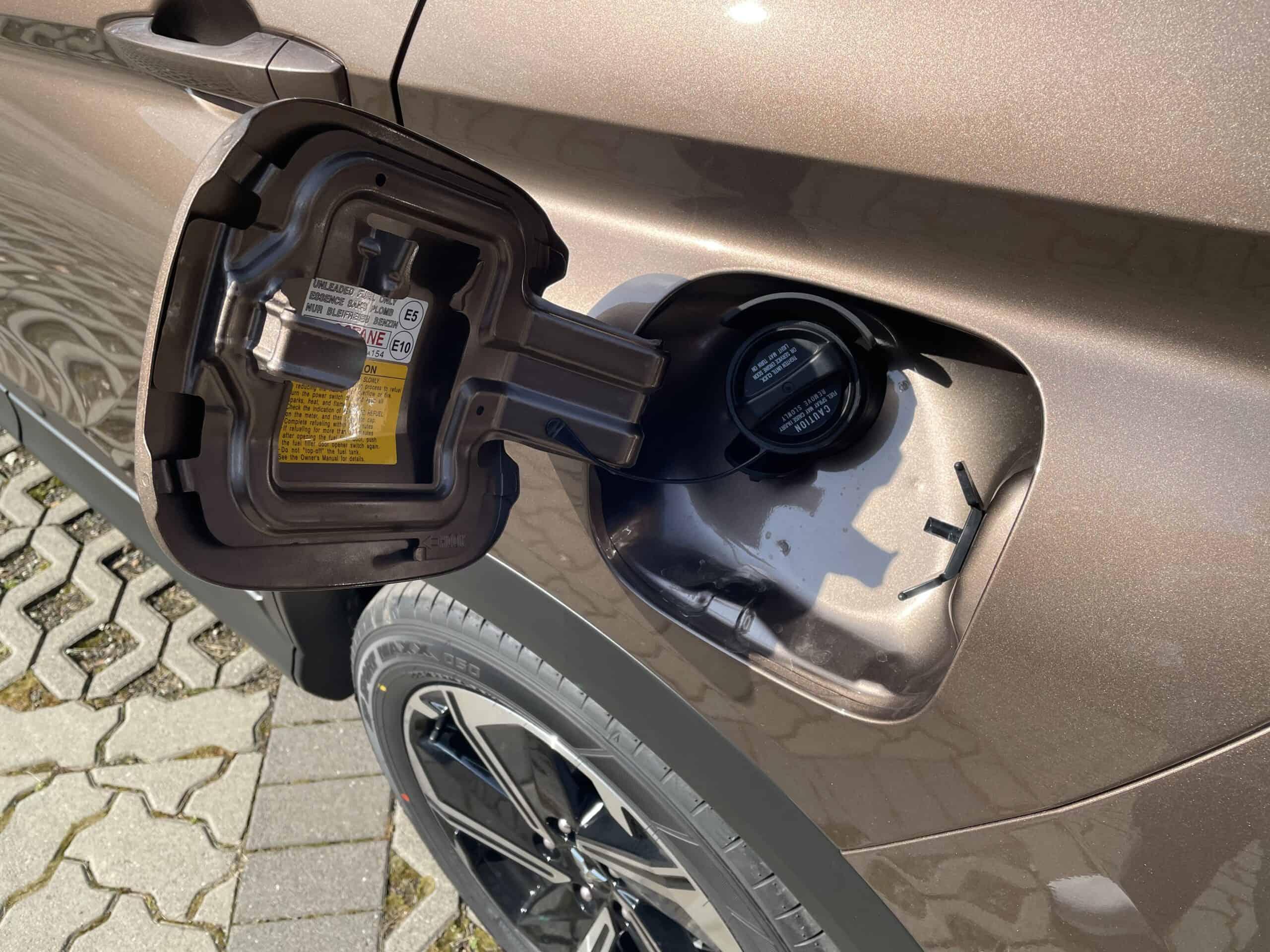 Mitsubishi Eclipse Cross mit Plug-in-Hybrid-Antrieb (2021)