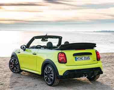 Marktstart für das MINI Cabrio