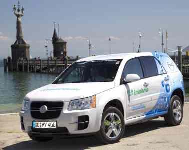 Opel Hydrogen4 (2010)