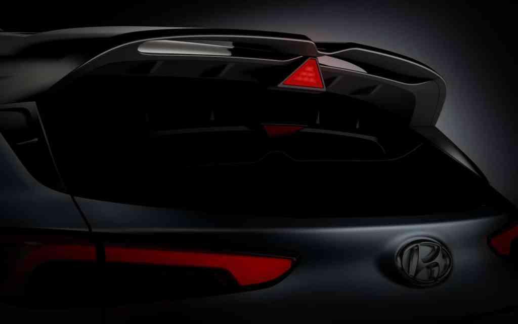 Hyundai veröffentlicht erste Fotos zum neuen Kona N