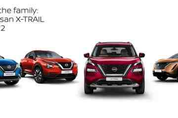 Neuer Nissan X-Trail auf der Auto Shanghai