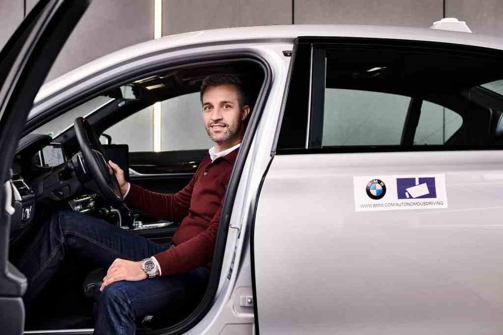 BMW-Entwickler Nicolai Martin