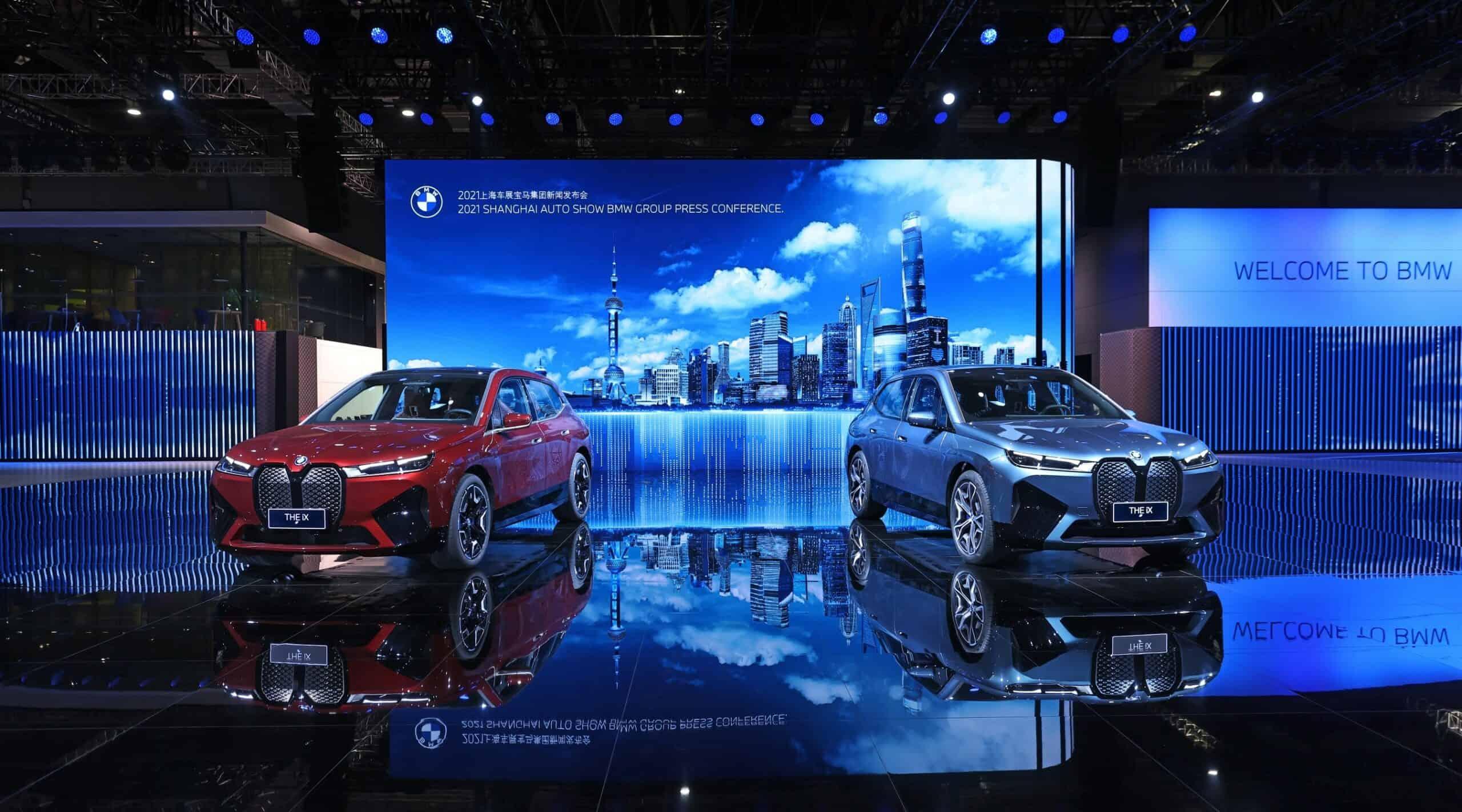 BMW iX , BMW 7 Two-Tone