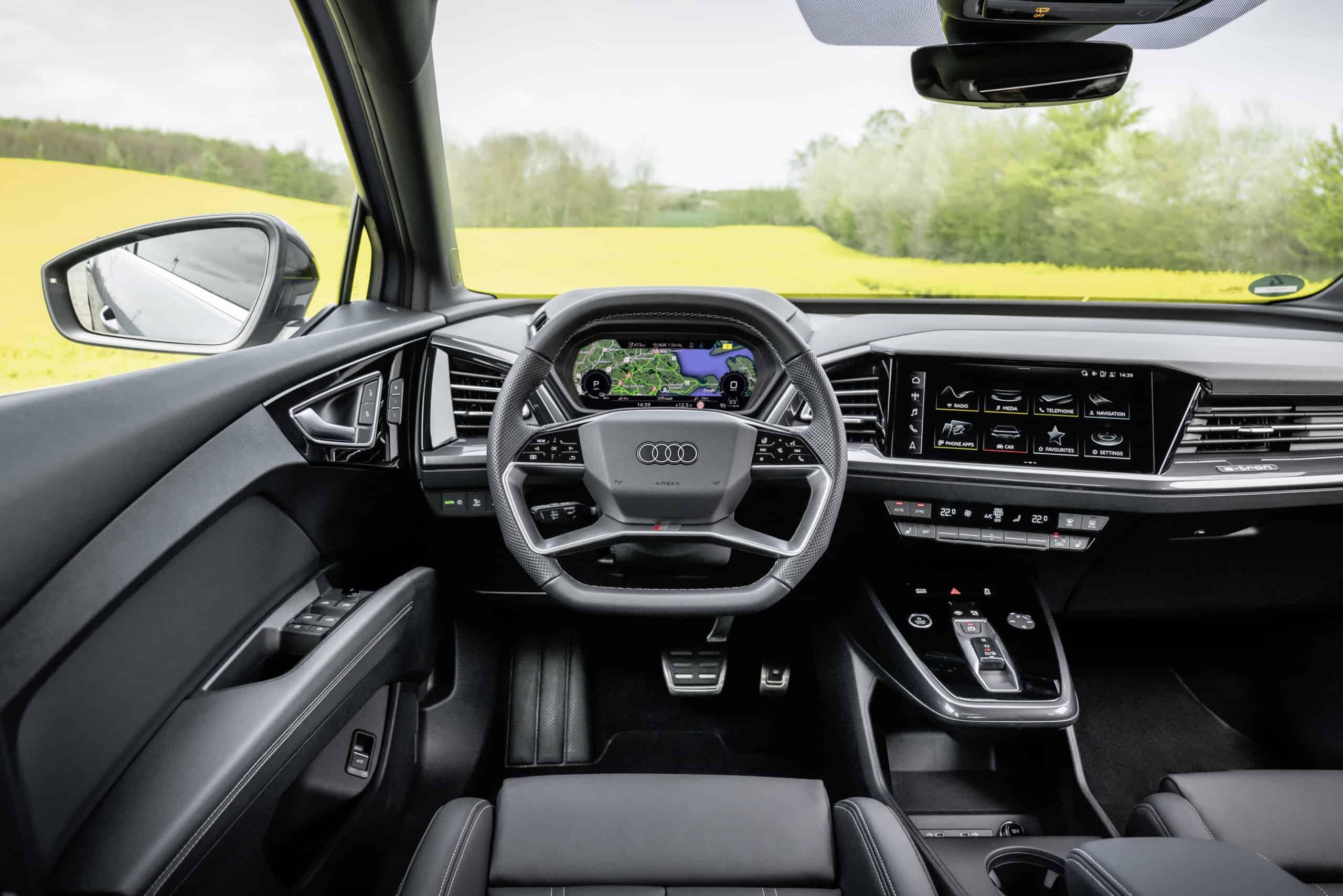 Audi Q4 50 e-tron Sportback