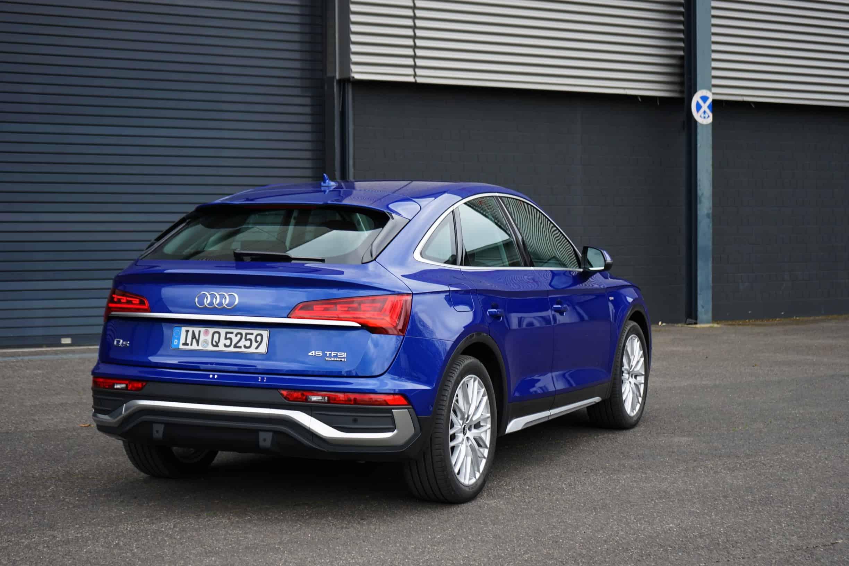 Audi Q5 Sportback 2021 - Was kann das Facelift?