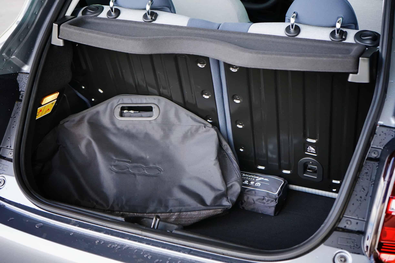 (2021) Fiat 500e ICON, Kofferraum