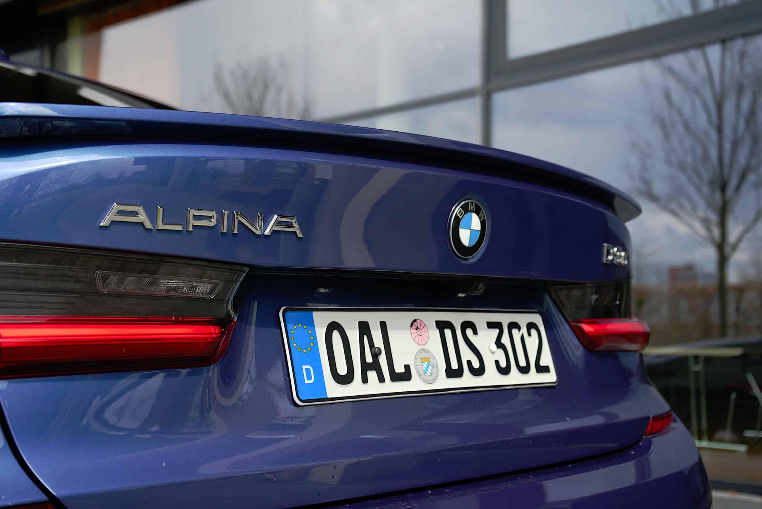 ALPINA D3 S ( 2021 )