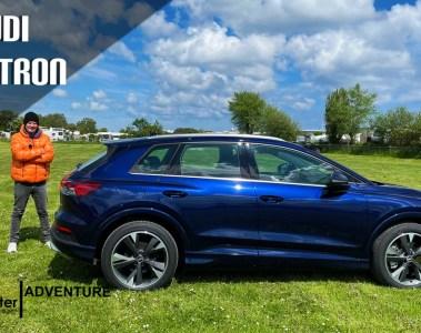 (2021) Audi Q4 e-tron