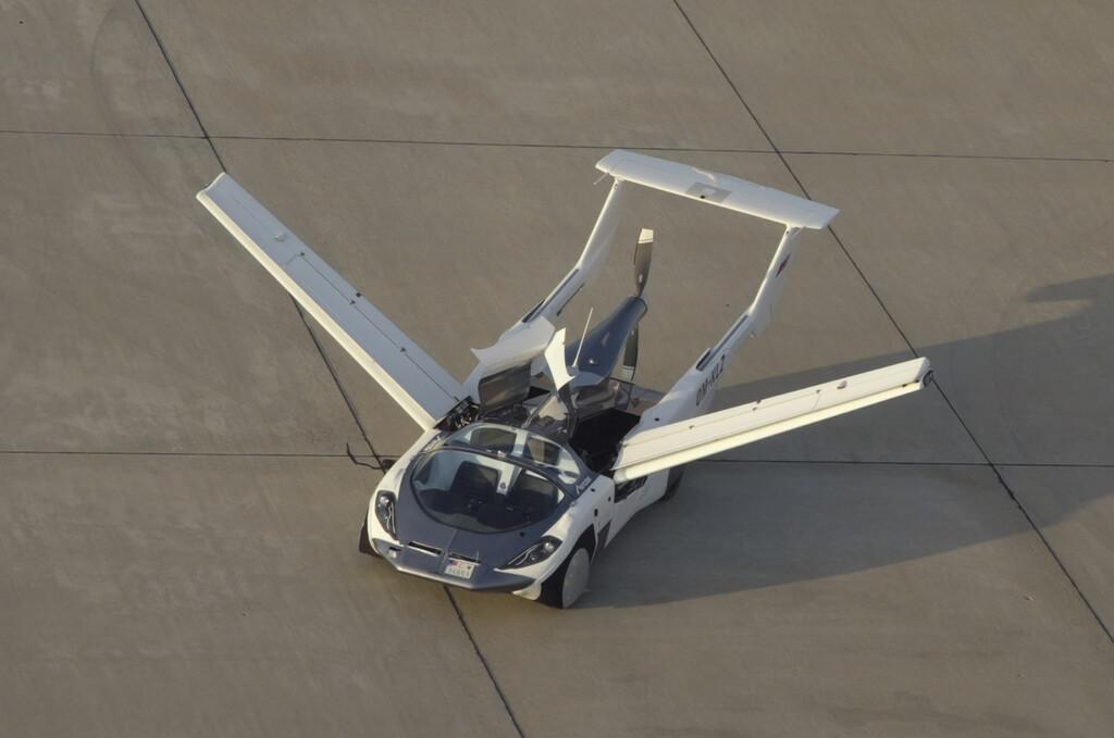 Flugautos Aircar