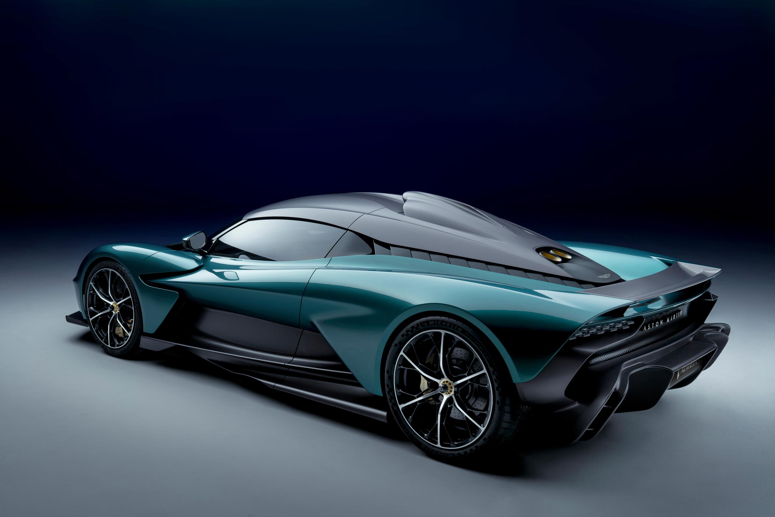 Aston Martin Valhalla Concept