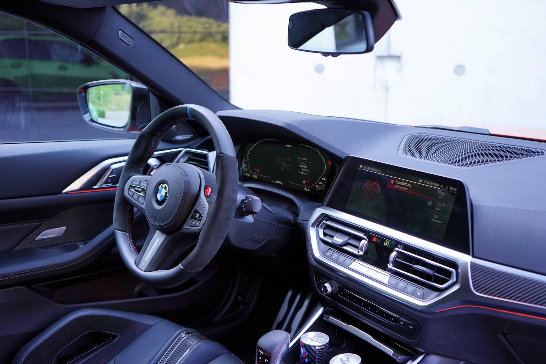 BMW M Performance Parts Roadtrip
