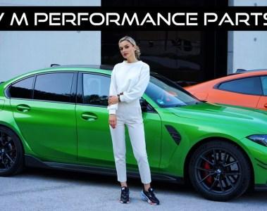 Der BMW M Performance Parts Roadtrip (2021)