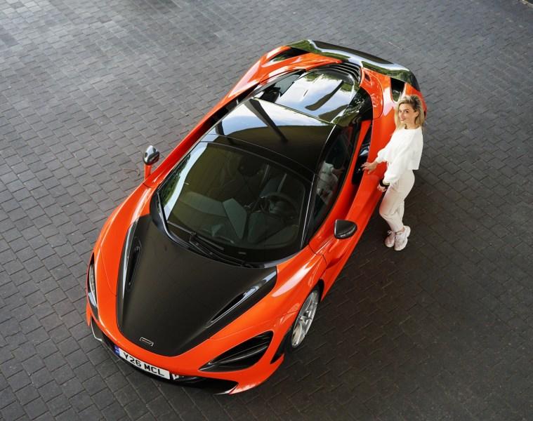 McLaren 720 S Performance (2021)