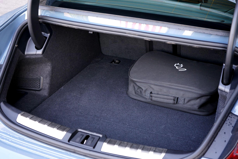 (2021) Audi e-tron GT quattro, Kofferraum