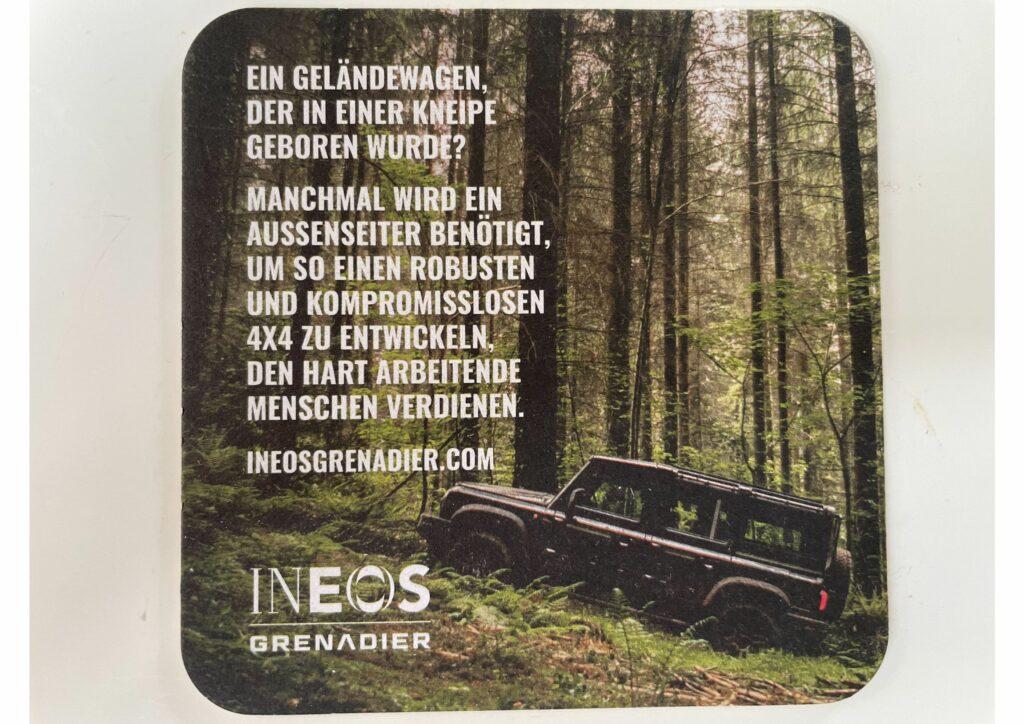 Ineos nennt Preise für den Grenadier