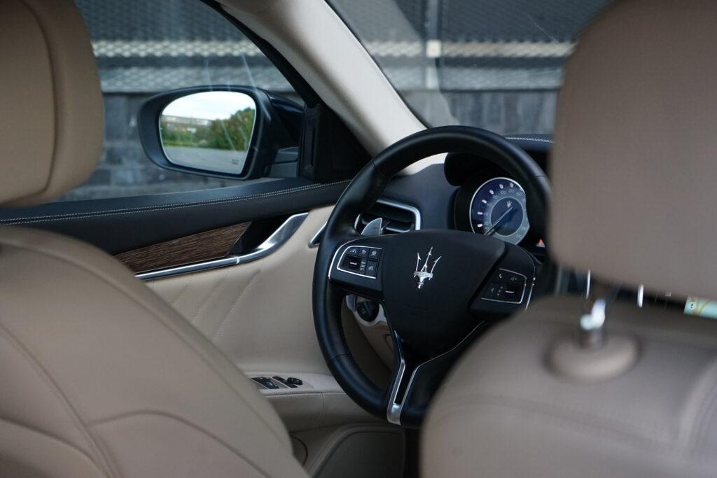 Maserati Ghibli Hybrid GranLusso 2021