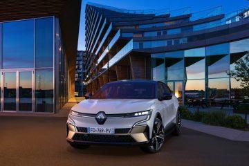 Mégane E-TECH Electric, Elektroauto, Kompaktklasse, Crossover, Elektroantrieb, Renault, 2021