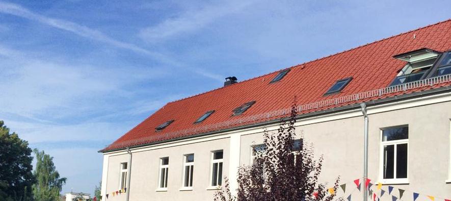 Dach-Rot