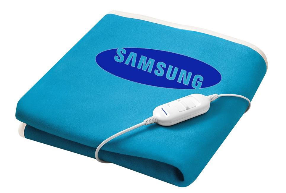 Der heisseste Scheiss auf dem Tech-Markt: Die noch namenlose Heizdecke von Samsung.