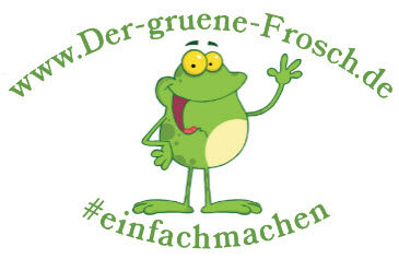 Der gruene Frosch