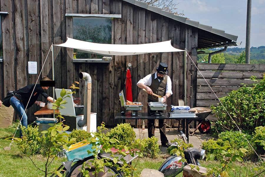 Restaurant Day im Freigarten