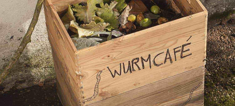 wurmfarm, wurmcafe, wurmkomposter