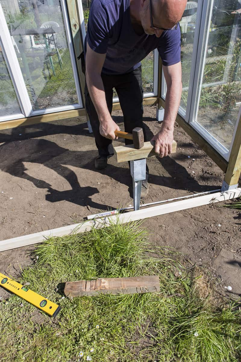 Tomatengewächshaus selbst bauen