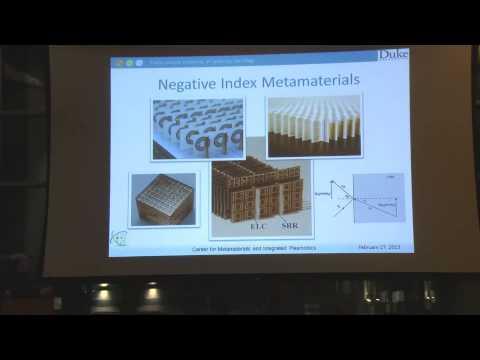 Metamaterialien – Schein statt Sein