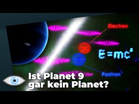 Planet Neun ein Schwarzes Loch?