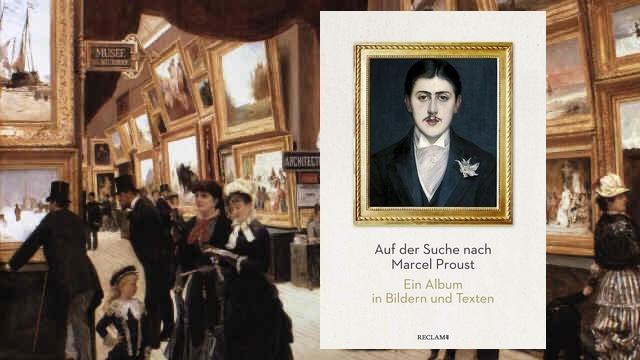 """""""Auf der Suche nach Marcel Proust"""" von Bernd-Jürgen Fischer"""