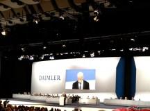 Daimler und seine Aktionäre