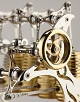 stirlingmotor detail