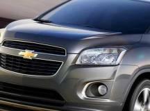 Der Chevrolet Trax