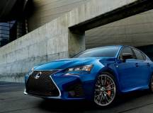 Weltpremiere – Lexus zeigt GS F