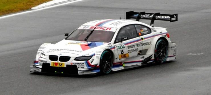 Martin Tomczyk wurde Neunzehnter im BMW M3 DTM, Team RMG