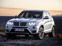 Neuer BMW X3 mit neuen Dieselmotoren